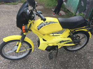 2005 Tomos LX Moped