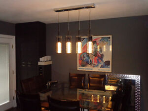 Kitchen\Dining Room Pendant Hanging Light - NEW in box