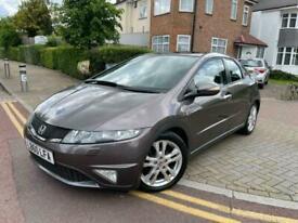 image for 2011 Honda Civic 1.8 i-VTEC EX GT 5dr Hatchback Petrol Automatic