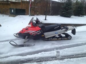 2007 polaris switchback fst turbo with extras  Kitchener / Waterloo Kitchener Area image 2