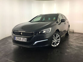 2014 64 PEUGEOT 508 ACTIVE SW HDI ESTATE 1 OWNER SERVICE HISTORY FINANCE PX