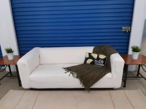 Ikea klippan sofa/Delivery available