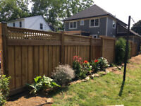Ancaster Fences - Affordable Wooden and Chainlink Fences