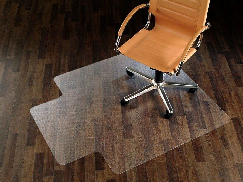 Office Desk Chair Mat for HARDWOOD LAMINATE TILE FLOORS with
