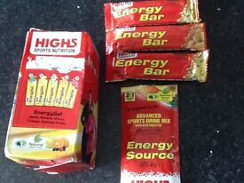 High 5 sports nutrition bundle