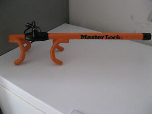 Steering Wheel Lock – Master Lock (local pick-up only)
