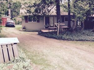 POINT CLARK COTTAGE FOR RENT LAKE HURON