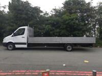 Mercedes Sprinter 313Cdi 3.5T 20FT Dropside **EXTRA LONG 6m Load Length**