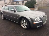 2007 Chrysler 300c 3.0crd Limited Touring / part exchange welcome