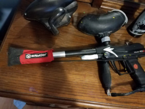 Paintball gun Spider rsx/ vs3 kit