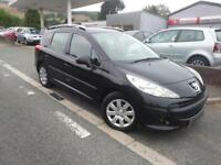 Peugeot 207 SW 1.6HDi 90 ( a/c ) S