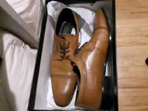 Real Leather Mens Dress Shoes