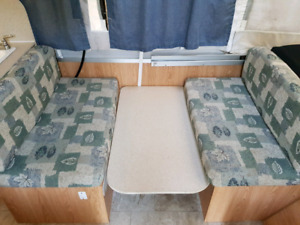 Wanted... cushions for a 8 foot pop-up camper