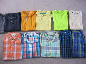 New or almost new Boys clothing size 14, 12, 10,  8,  6,  5,  4