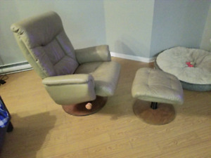 Fauteuil/poof