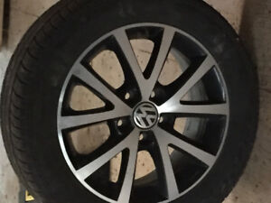 "16 "" VW rims fore sale"