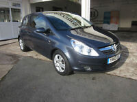 Vauxhall Corsa 1.2i 16v ( a/c ) 2010 Energy - Low Miles - FSH - !!!