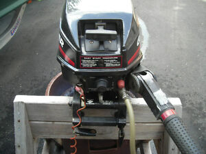 15 Hp Gamefisher Outboard Motor Parts Trailers
