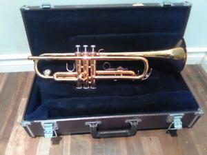 Yamaha beginner trumpet
