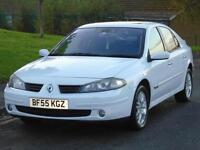 RENAULT LAGUNA 2.0T 16v AUTOMATIC PRIVILEGE,3 OWNERS,LONG MOT,NICE AND CLEAN CAR