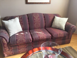 Couch and Armoire for SALE