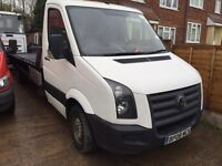 Vw crafter 170bhp recovery truck