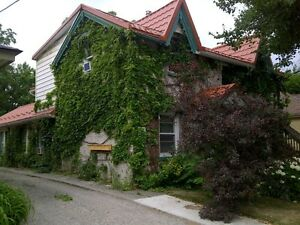 2 bedroom near Wortley Village $875.00 includes heat, water and
