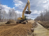 Excavating, Road Maintenance, Septic systems