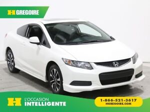 2013 Honda Civic LX A/C TOIT GR ELECT MAGS BLUETOOTH CAMERA RECU