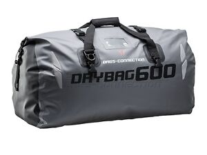 SW Motech Bags Connection Tailbag Drybag Waterproof Motorcycle Bag 60 Litre Grey