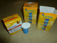 Freestyle Diabetic Lancets and Strips
