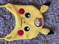 Pickachu Wooly Hat - Pokemon