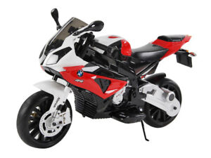 New 12V BMW S1000 Baby / Kids / Child Ride-On Toy Motorcycle