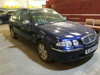 2004 Rover 45 1.8 Connoisseur 4dr Step Auto 4 door Saloon