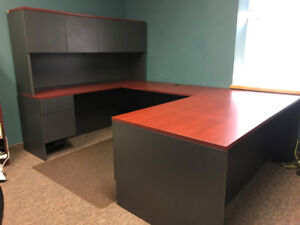 Your New U Shaped Office Desk!