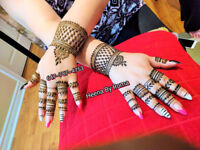 Henna Artist For Special Henna Event - Mississauga