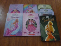 Girls Chapter Books (Tinkerbell, Abbey Hayes, Rainbow Magic etc)