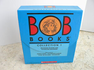 Bob Books Scholastic - Teach Your Child to Read - Collection 1