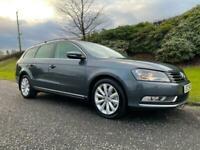 2011 Volkswagen Passat Estate 2.0TDI SE BlueMotion Tech DSG 140BHP AUTOMATIC