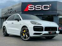 Porsche Cayenne 4.0 V8 14.1kWh Turbo S Tiptronic 4WD (s/s) 5dr