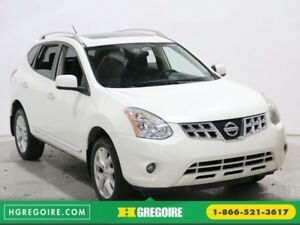2011 Nissan Rogue SV CVT Sunroof A/C Bluetooth Sieges-Chauf Came