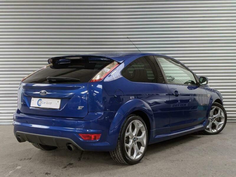 2009 Ford Focus 2.5 SIV ST-3 3dr Hatchback Petrol Manual