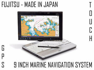 MIL-SPEC BOAT NAVIGATION SYSTEMS = FOR MARINE AND RUGGED USE
