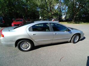 Chrysler Intreprid 2000