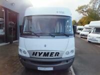 Hymer B514 Motorhome for sale four berth