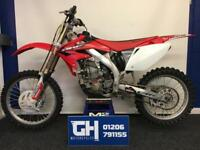 2005 HONDA CRF 450 | VERY GOOD CONDITION FOR ITS AGE | CRF450R CR-F