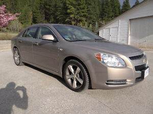 2008 Chevrolet Malibu Leather seats immaculate condition