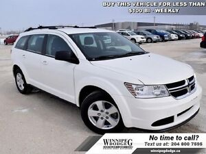 2014 Dodge Journey Canada Value Package *LOCAL TRADE*  w/Alloys