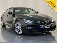 2016 BMW 640D M SPORT AUTO 308BHP VIRTUAL DASH HEATED SEATS SERVICE HISTORY