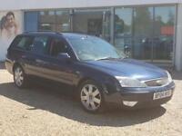 2004 (04) Ford Mondeo Ghia X